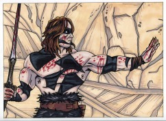 Conan The Barbarian - Warpaint
